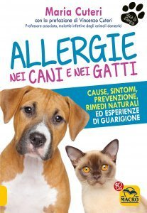 Allergie nei Cani e nei Gatti - Libro