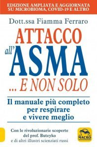Attacco all'Asma ... e non Solo USATO - Libro