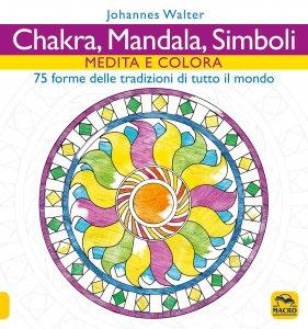 Chakra Mandala Simboli USATO - Libro