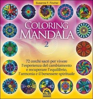 Coloring Mandala - Vol.2 - Libro