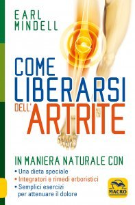 Come Liberarsi dell'Artrite in Maniera Naturale - Libro