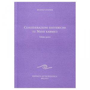 Considerazioni Esoteriche su Nessi Karmici - Vol. Quarto - Libro