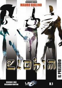 Elohim - Il Preludio N.1 - Libro
