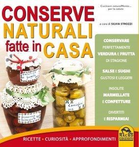 Conserve Naturali fatte in Casa - Libro
