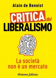 Critica del Liberalismo - Libro