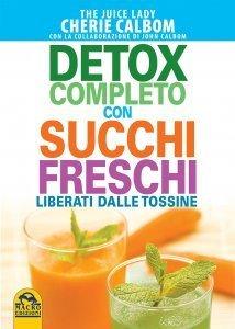 Detox Completo con Succhi Freschi USATO - Libro
