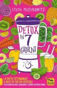 Detox in 7 Giorni - Libro