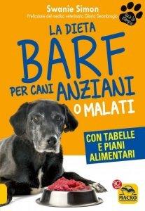 Dieta Barf per Cani Anziani o Malati NER - Libro