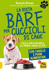 La Dieta Barf per Cuccioli di Cane - Libro