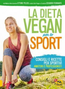 Dieta Vegan per lo Sport NER - Libro