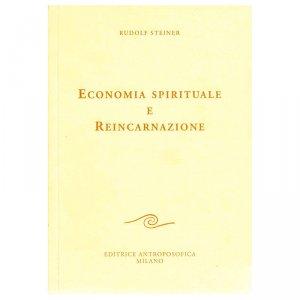 Economia Spirituale e Reincarnazione - Libro