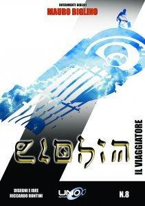 Elohim - Il Viaggiatore N.8 - Libro