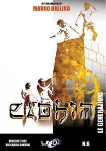 Elohim - Le Generazioni N.6 - Libro
