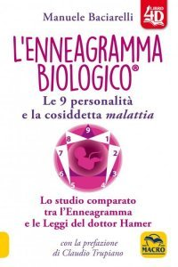 Enneagramma Biologico - 4D USATO - Libro