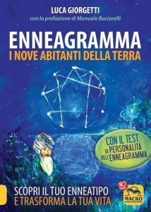Enneagramma - I Nove Abitanti della Terra USATO - Libro