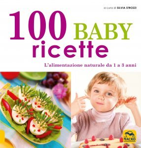 100 Baby Ricette - Libro