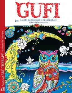Gufi - I Quaderni dell'Art Therapy - Libro
