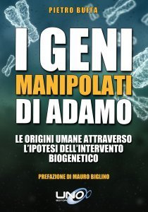I Geni Manipolati di Adamo - Libro