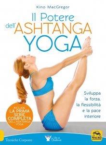 Potere dell'Ashtanga Yoga USATO - Libro