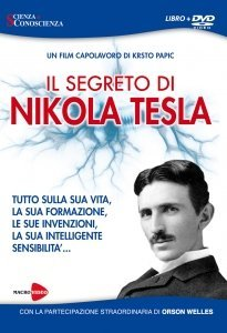Il Segreto di Nikola Tesla DVD USATO - DVD