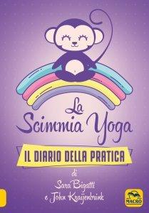 Scimmia Yoga - Il Diario della Pratica USATO - Libro