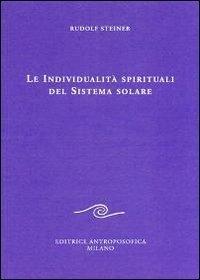 Le Individualità Spirituali del Sistam Solare - Libro