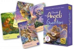 Oracolo degli Angeli Guaritori - 50 CARTE+LIBRO USATO - Libro