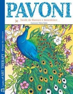 Pavoni - I Quaderni dell' Art Therapy - Libro