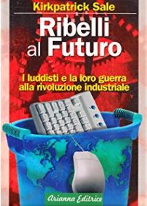 Ribelli al Futuro - Libro