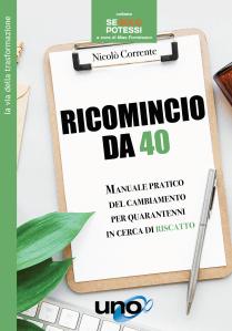 Ricomincio da 40 - Libro