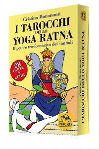Tarocchi dello Yoga Ratna USATO - Libro
