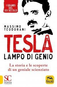 Tesla Lampo di Genio N.E. USATO - Libro
