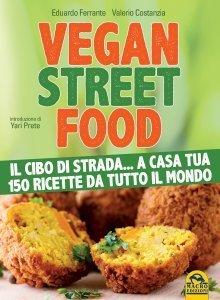 Vegan Street Food - Libro