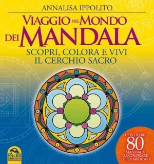 Viaggio nel Mondo dei Mandala - Libro
