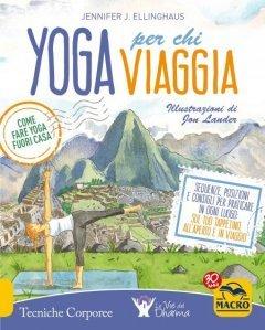 Yoga per Chi Viaggia USATO - Libro