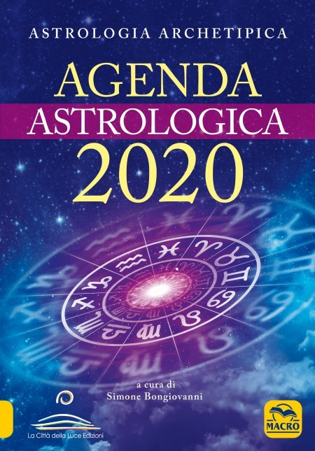 Agenda Astrologica 2020 - Libro