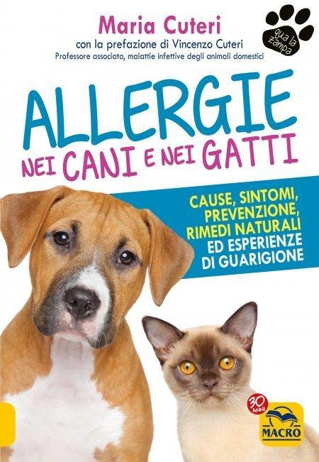 Allergie nei Cani e nei Gatti USATO - Libro