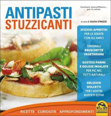 Antipasti Stuzzicanti - Libro