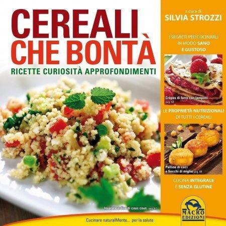 Cereali che Bontà - Libro