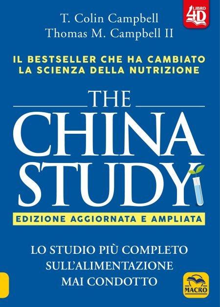 China Study 4D - Edizione Aggiornata e Ampliata - Libro