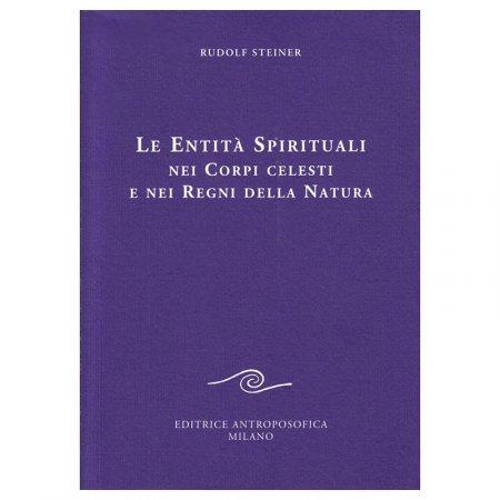 Entità Spirituali nei Corpi celesti e nei Regni della Natura - Libro