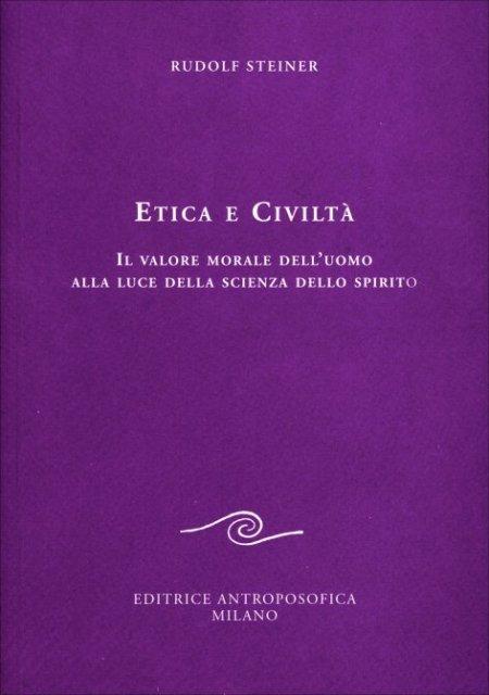 Etica e Civiltà - Libro