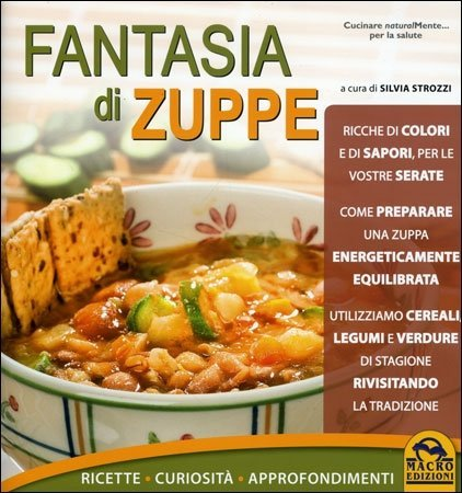Fantasia di zuppe - Ebook