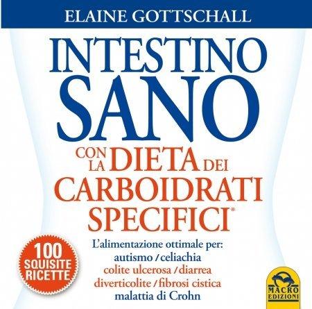 Intestino Sano con la Dieta dei Carboidrati Specifici - Libro
