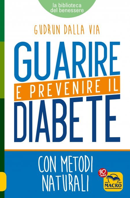 Guarire e Prevenire il Diabete - Libro