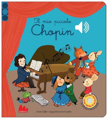 Il Mio Piccolo CHOPIN - SONORO - Libro