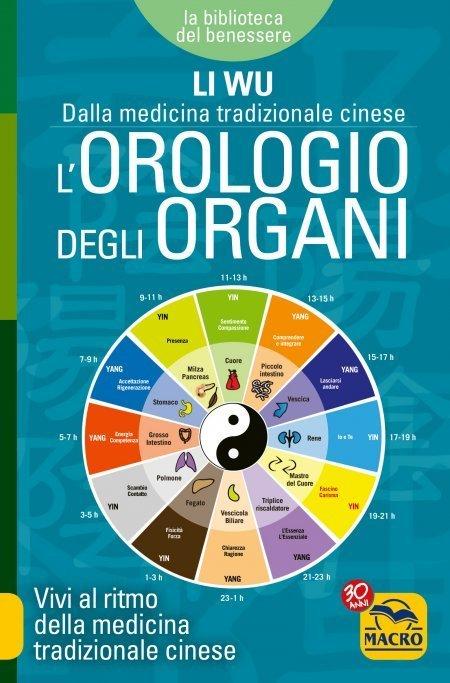 L'Orologio degli Organi - Libro