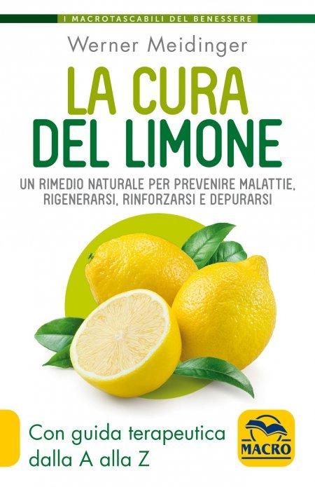 La Cura del Limone - Libro