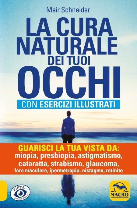 Cura Naturale dei tuoi Occhi - Libro