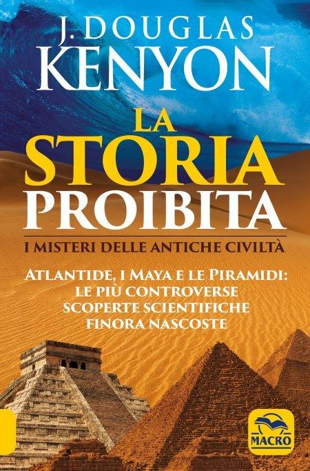 La Storia Proibita - Libro